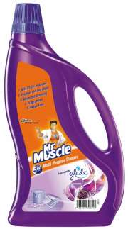 Antibac Floor Cleaner Lavender 3L