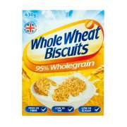Wholewheat Biscuit Cereal 430g (#)