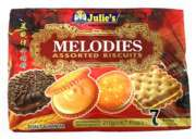 Melodies Assorted Biscuits 7sX30g (#)