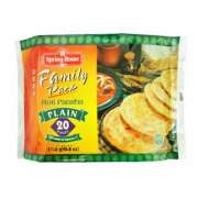 Roti Paratha - Plain Family Pack 20s
