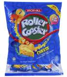 Roller Coaster Potato Rings - Cheese Fun Pack 8sX18g (#)