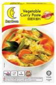 Vegetable Curry Paste 120g