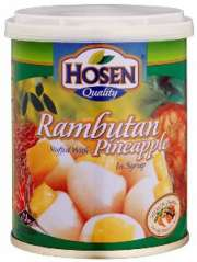 Rambutan & Pineapple 234g