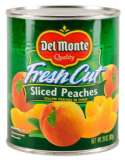 Peach Sliced In Syrup 825g