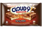 Cloud 9 Classic Bars - Party Pack 9s