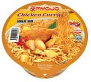 Bowl Noodles - Chicken Curry 80g  (#)