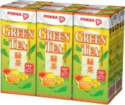 Honey Green Tea 6sX250ml