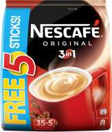 3 In 1 Coffee Original 35+5sX19g