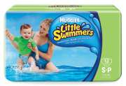 Little Swimmers Diapers 12s S 7-12kg