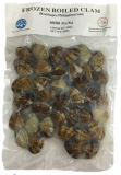 Frozen Boiled Clam 500g