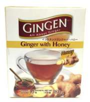 Ginger Drink With Honey 10sX18g