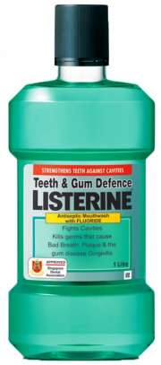 Teeth & Gum Defence Mouthwash 1L