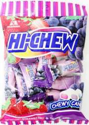 Hi-Chew Strawberry & Grape 100g