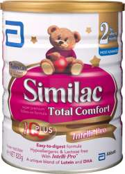 Total Comfort Stage 2 Milk Formula 820g