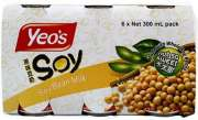 Soya Bean Milk 6sX300ml
