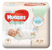 Platinum Just Born Diapers 24s Up to 4kg