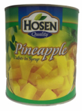 Pineapple Tidbits in Syrup 3.3kg