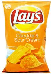 Cheddar & Sour Cream 184g