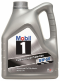 Fully Synthetic Engine Oil 5W-50 4L