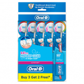 UltraThin Pro Deep Clean (Extra Soft) Toothbrush 5s