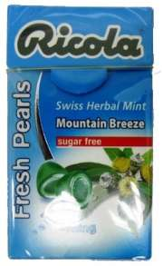 Sugar Free Mountain Breeze 25g