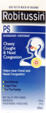 Chesty Coughs & Nasal Congestion 100ml