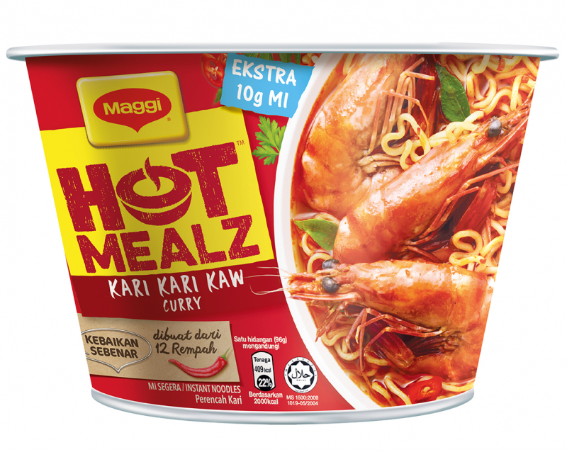 """maggi instant noodles malaysia Maggi instant noodles marketed by nestle are very popular in malaysia, where """"maggi"""" is synonymous with instant noodles they are convenient meals advertised as 2 minute noodles since 1982."""