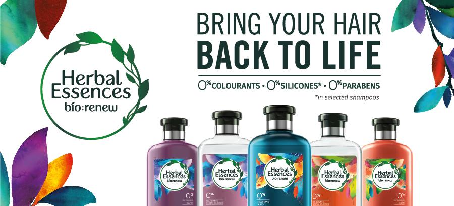 Herbal Essence Brand Promo