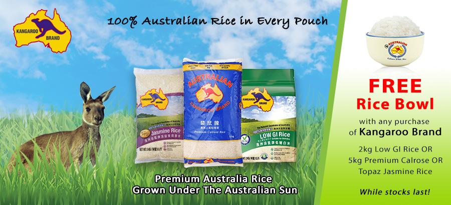 Kangaroo Rice