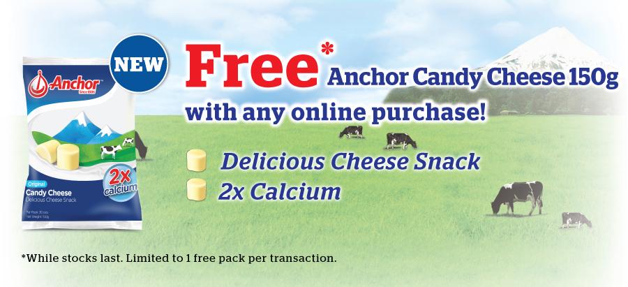 Anchor Cheese