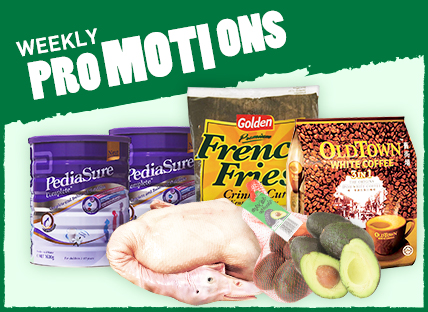 Weekly Promotions Giant