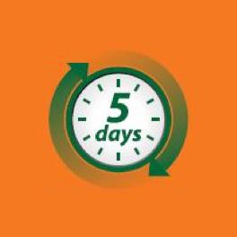 5 Days Work Week