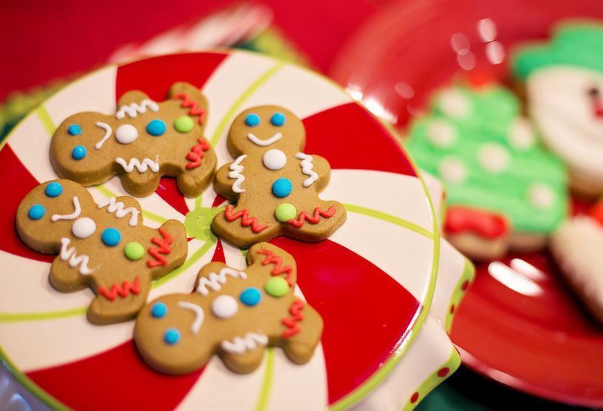 Thumbprint Snowman Christmas Cookies Giant Singapore