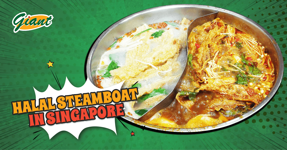 The local foodies guide to halal steamboat giant forumfinder Gallery