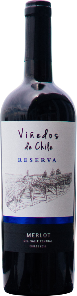 Vinedos de Chile Merlot