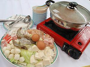 halal steamboat - kampong chai chee