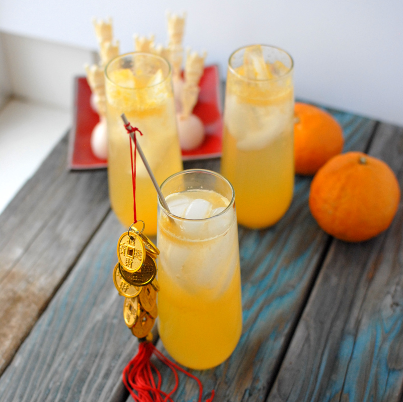 chinese new year festive drink stirrer photo idea by boulder locavore